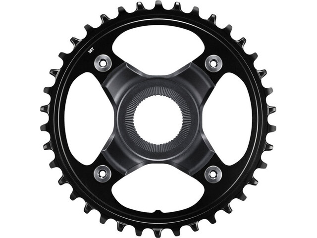 Shimano Steps SM-CRE80 Chainring For FC-E8000 and FC-E8050 53mm black